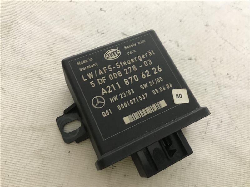 Блок управления регулировки фар Mercedes-Benz M-Class W164 W164 272.967 2006