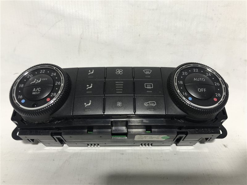Блок управления климат-контролем Mercedes-Benz M-Class W164 W164 272.967 2006