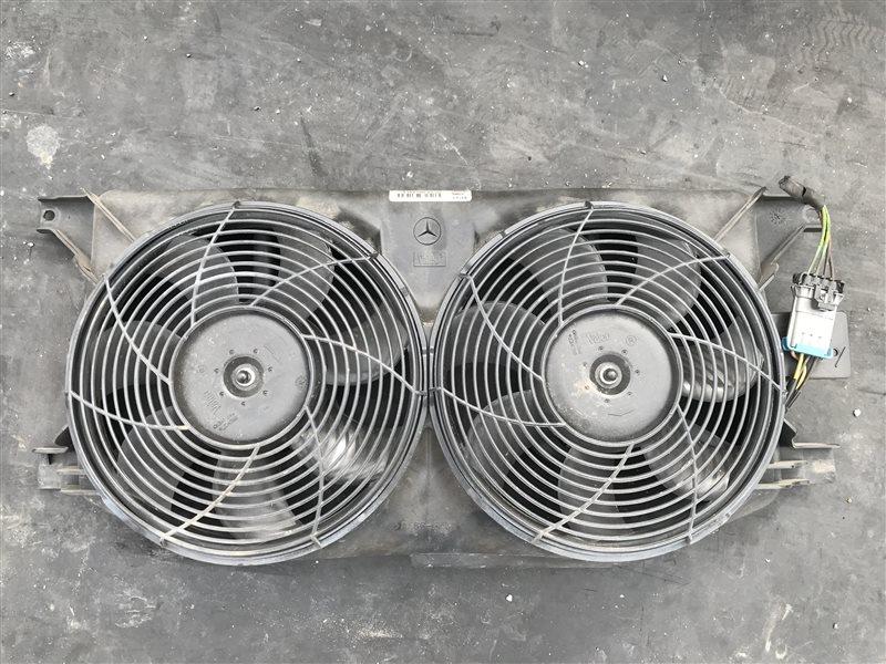Вентилятор радиатора Mercedes-Benz M-Class W163 W163 112.970 2004