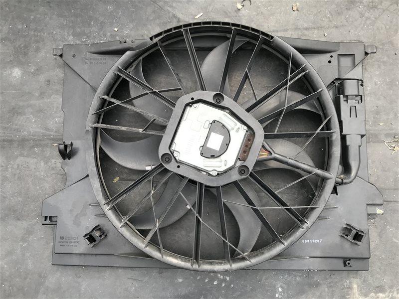 Вентилятор радиатора Mercedes-Benz Cls-Class W219 W219 C219 273960 2006
