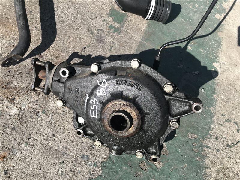 Редуктор Bmw X5 E53 M54B30 2005 передний