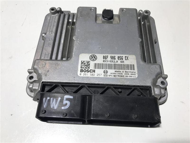 Блок управления двс Volkswagen Golf 5 BVY 2006
