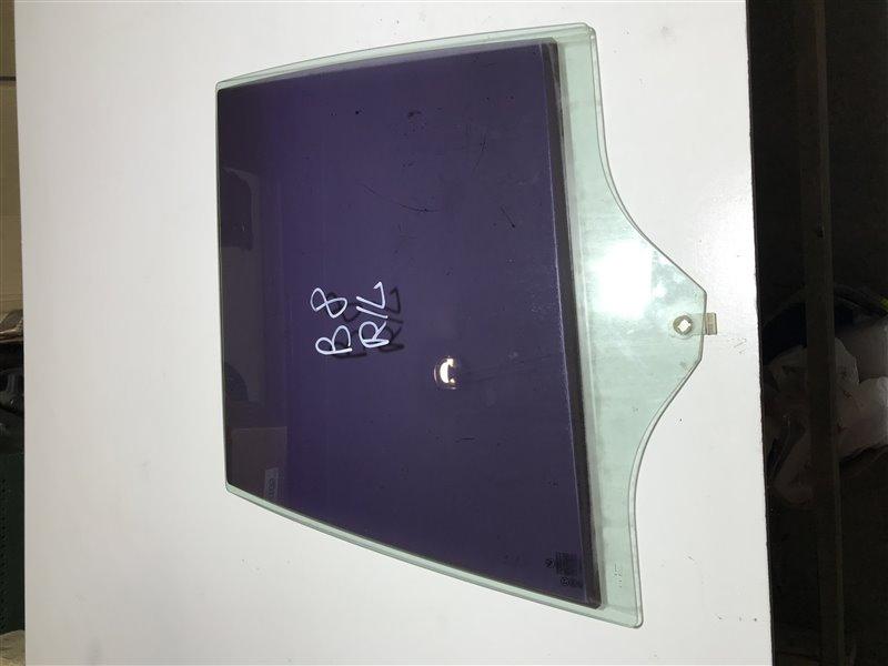 Стекло двери Bmw X5 E53 N62B44 2005 заднее левое