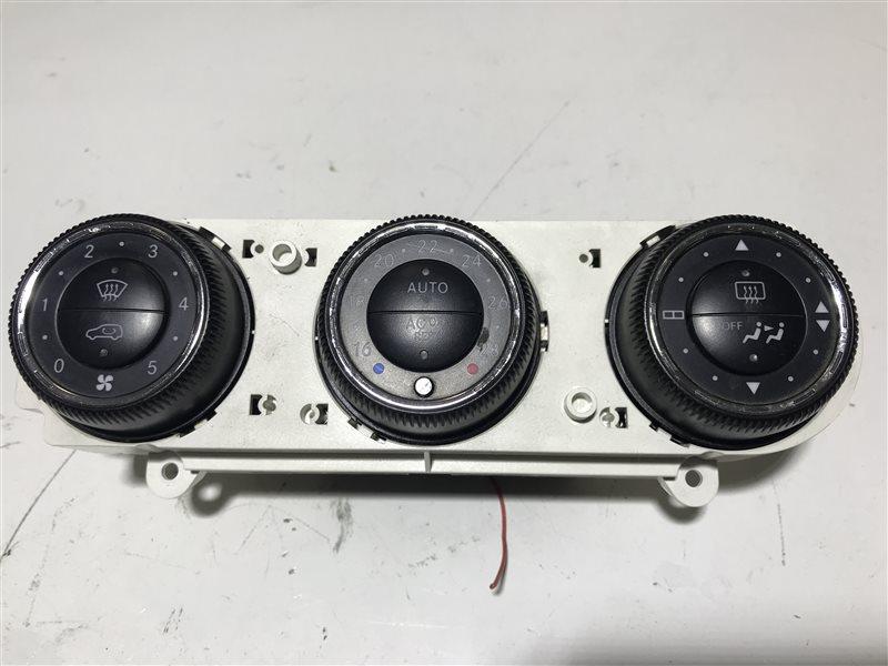 Блок управления климат-контролем Mercedes-Benz M-Class W163 W163 112.970 2004