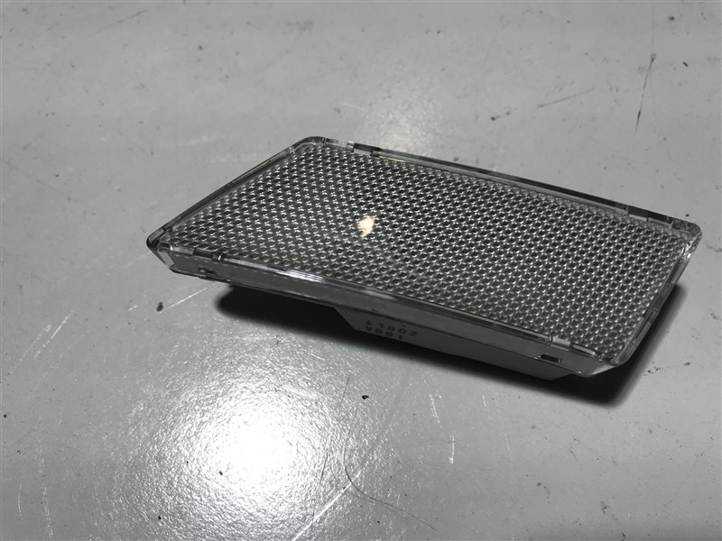 Плафон багажника Mercedes-Benz C-Class W204 W204 272.921 2008 левый