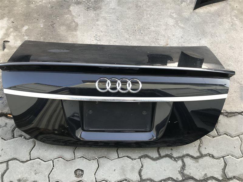 Крышка багажника Audi A6 C6 BDW 2005