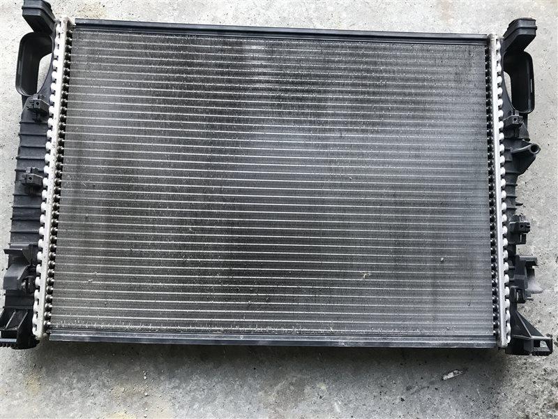 Радиатор двс Mercedes-Benz E-Class W211 W211 112.949 2003