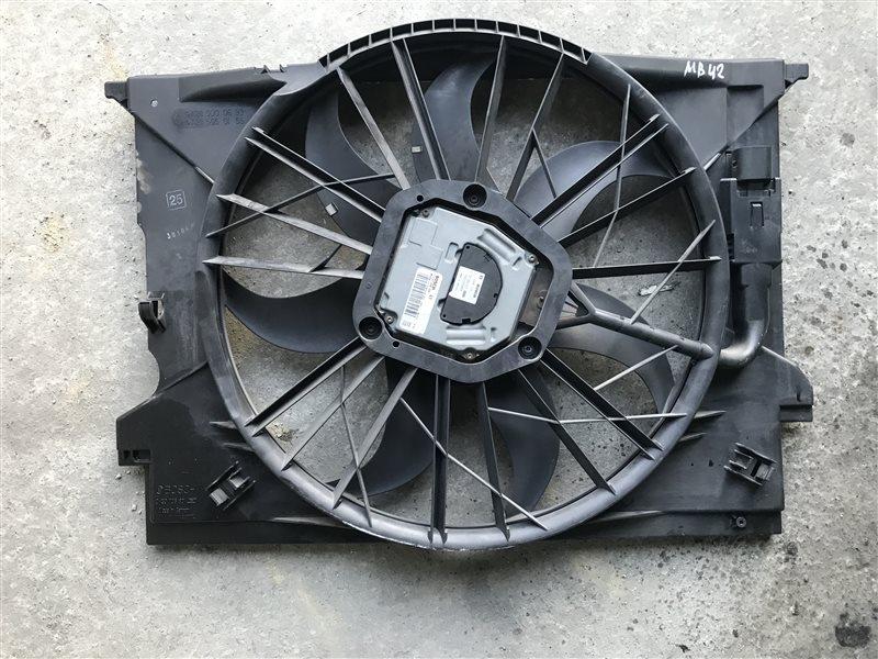 Вентилятор радиатора Mercedes-Benz E-Class W211 W211 112.949 2003