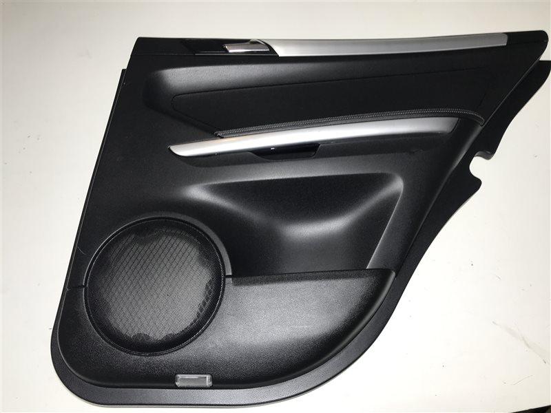 Обшивка двери Mercedes-Benz M-Class W164 W164 272.967 2006 задняя правая