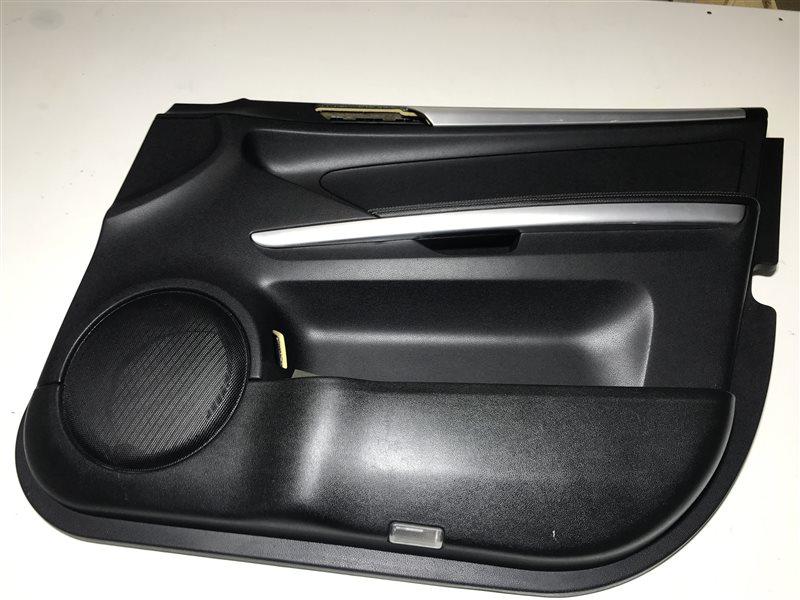 Обшивка двери Mercedes-Benz M-Class W164 W164 272.967 2006 передняя правая