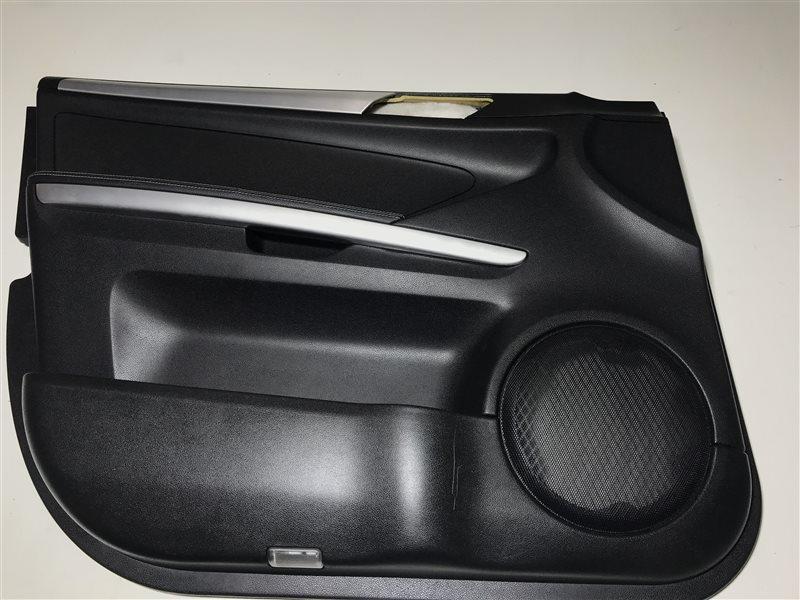 Обшивка двери Mercedes-Benz M-Class W164 W164 272.967 2006 передняя левая