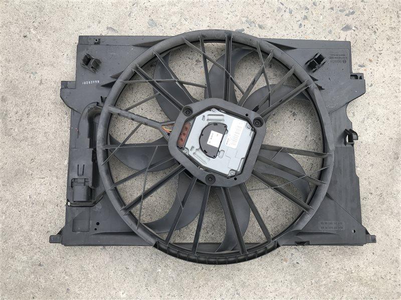 Вентилятор радиатора Mercedes-Benz E-Class W211 W211 272.964 2006