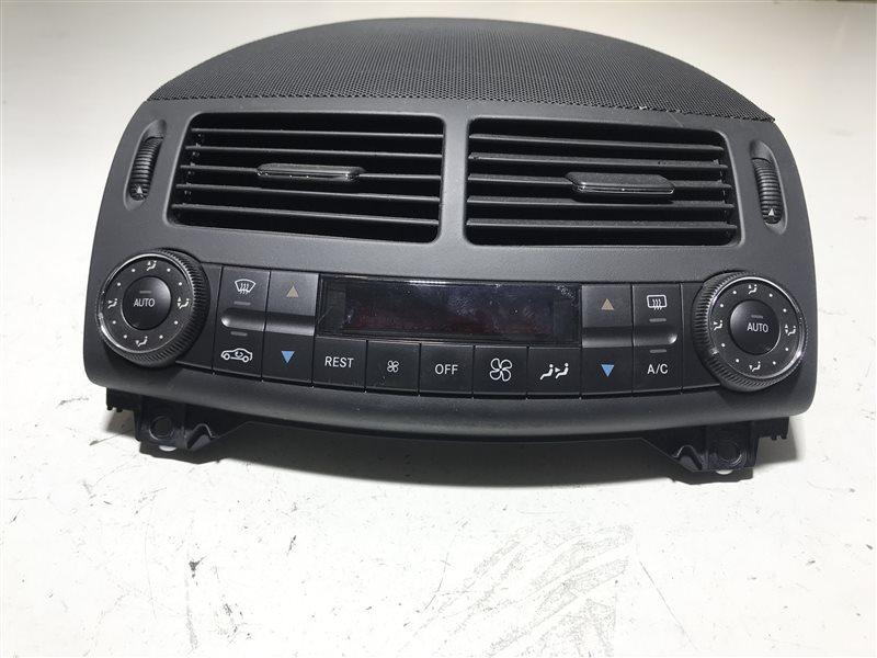 Блок управления климат-контролем Mercedes-Benz E-Class W211 W211 272.964 2006