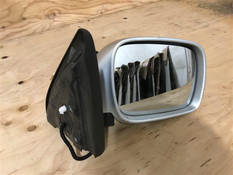 Зеркало заднего вида боковое Volkswagen Touareg 7L BMV 2005 переднее правое