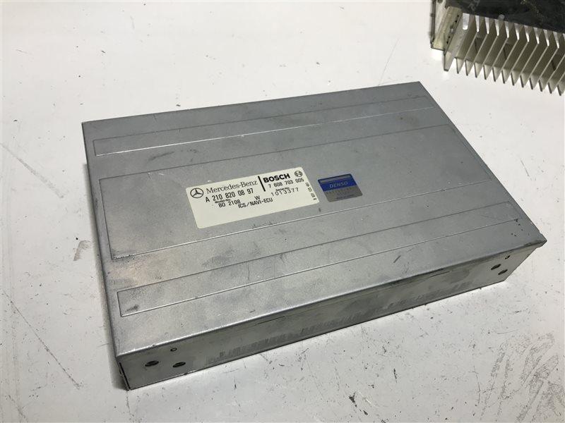 Блок управления Mercedes-Benz E-Class W210 W210 112.941 1998