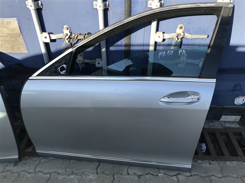 Дверь Mercedes-Benz S-Class W221 W221 272.965 2006 передняя левая