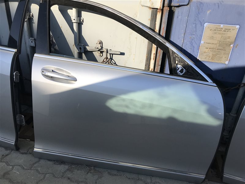 Дверь Mercedes-Benz S-Class W221 W221 272.965 2006 передняя правая