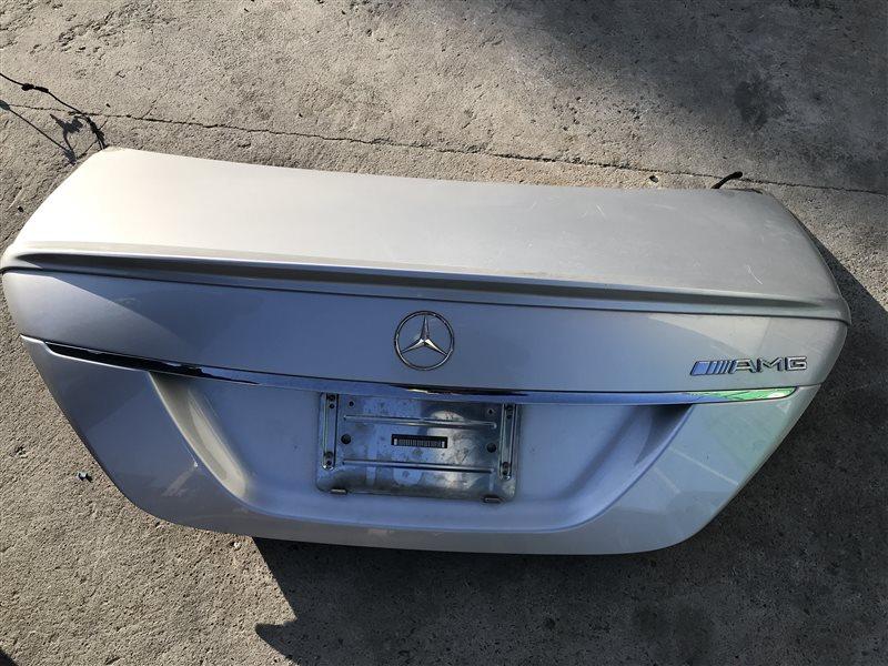 Крышка багажника Mercedes-Benz S-Class W221 W221 272.965 2006