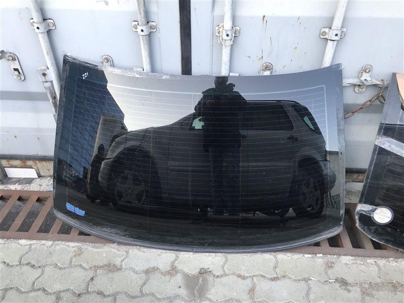 Стекло Mercedes-Benz S-Class W221 W221 272.965 2006 заднее