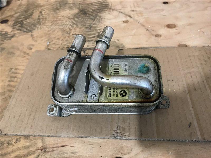 Радиатор масляный Bmw 7-Series E65 N62B40A 2007