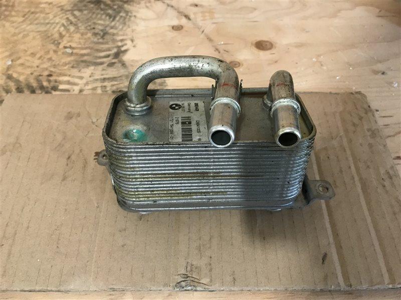 Радиатор масляный Bmw 7-Series E65 N62B48B 2007