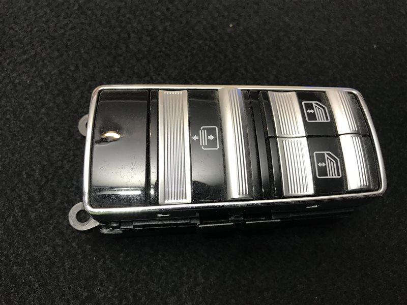 Кнопка стеклоподъемника Mercedes-Benz S-Class W221 W221 273.961 2007 задняя левая
