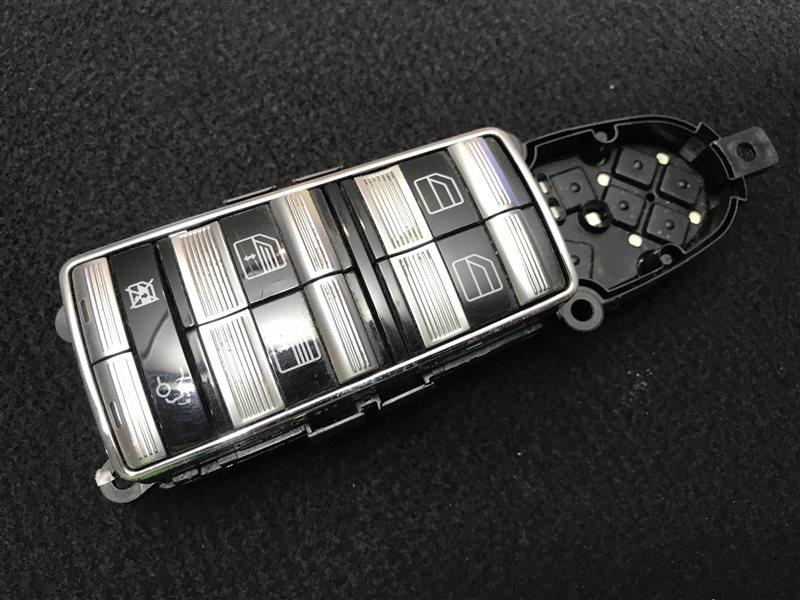 Блок управления стеклами Mercedes-Benz S-Class W221 W221 273.961 2007 передний