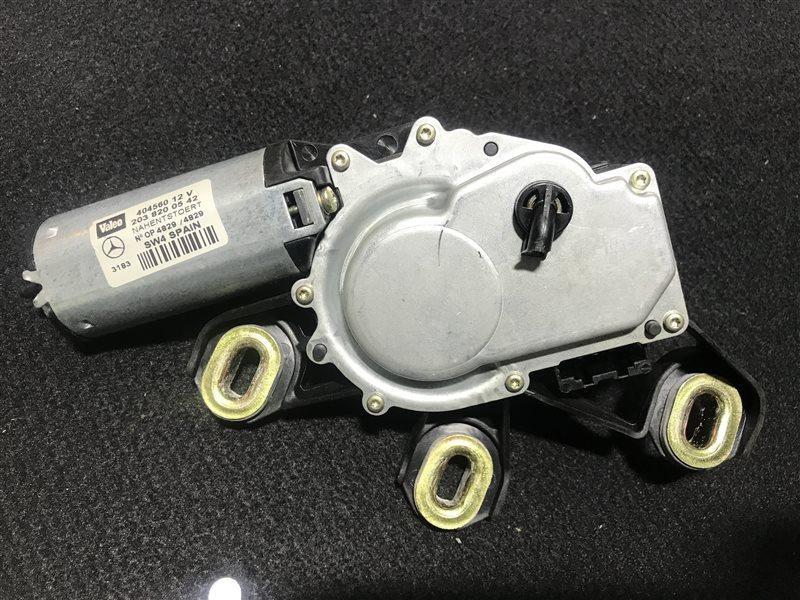 Мотор дворников Mercedes-Benz C-Class W203 W203 271.946 2007