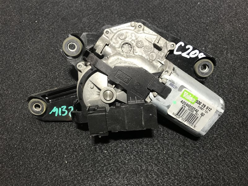 Мотор дворников Mercedes-Benz C-Class W204 W204 271.950 2008 задний