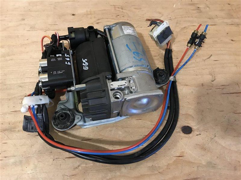 Компрессор подвески Bmw 7-Series E65 N62B40A 2007