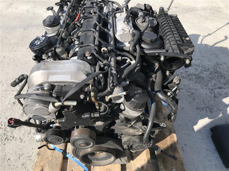 Двигатель Mercedes-Benz M-Class W163 W163 612.963 2002