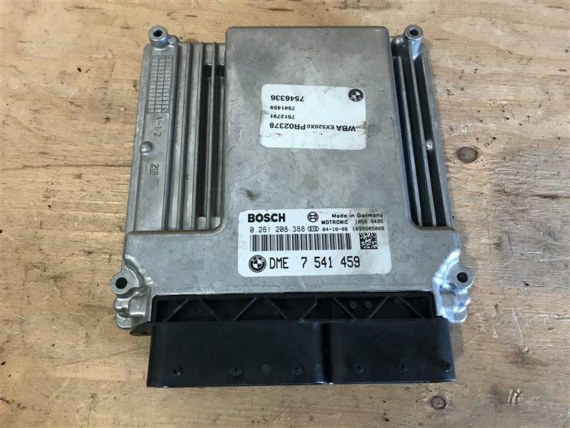 Блок управления двс Bmw 318I E46 N46B20A 2004