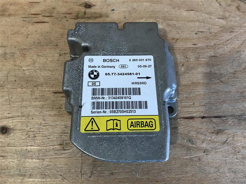Блок управления airbag Bmw X3 E83 M54B25 2005
