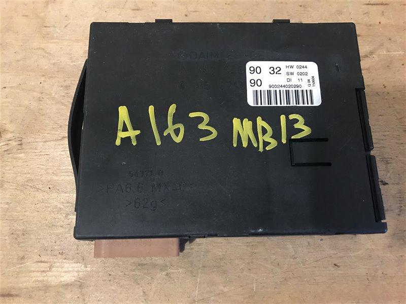 Блок управления Mercedes-Benz M-Class W163 W163 112.970 2004