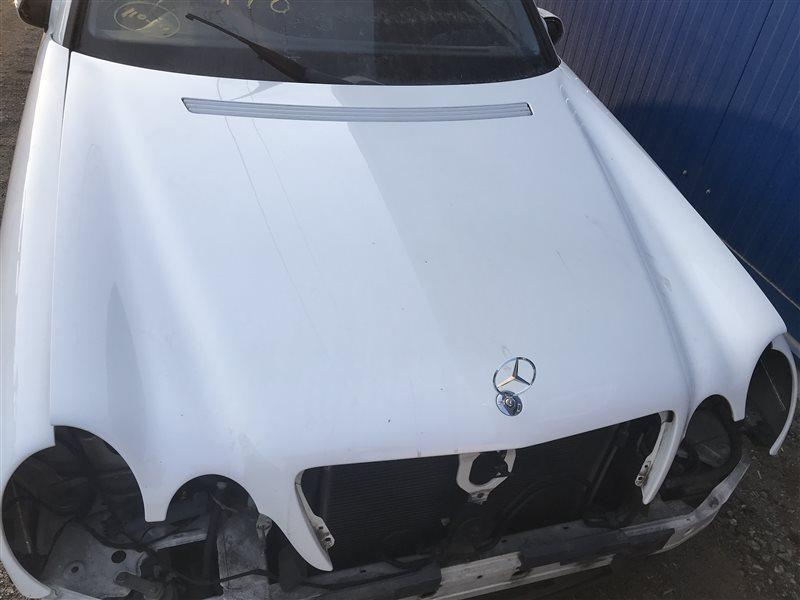 Капот Mercedes-Benz E-Class W210 W210 112.941 2001
