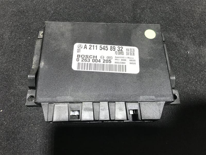 Блок управления парктроником Mercedes-Benz E-Class W211 W211 272.964 2006