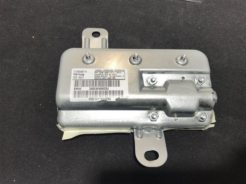 Подушка безопасности двери Bmw 7-Series E65 N62B48B 2006 передняя правая