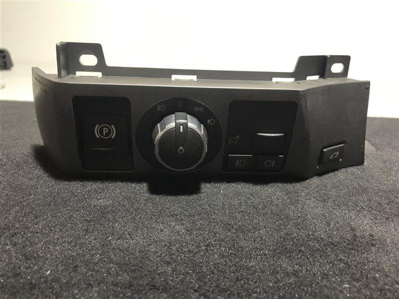 Переключатель света Bmw 7-Series E65 N62B48B 2006