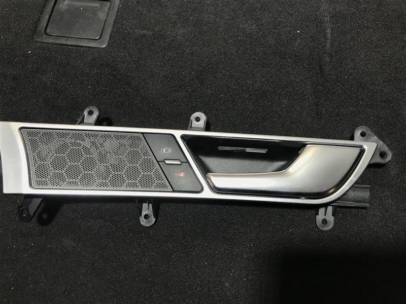 Ручка двери внутренняя Audi A6 C6 BDW 2005 передняя правая