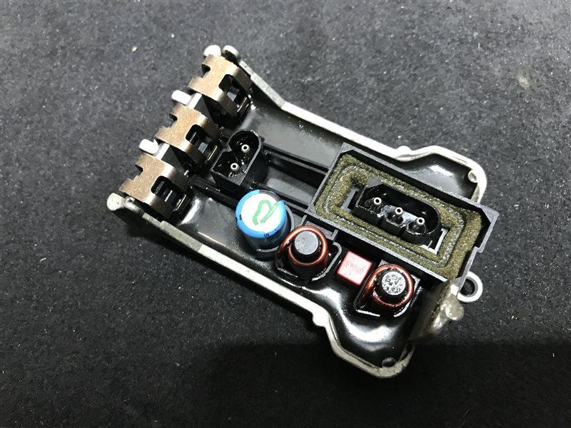 Регулятор вентилятора печки Bmw 7-Series E65 N62B48B 2007