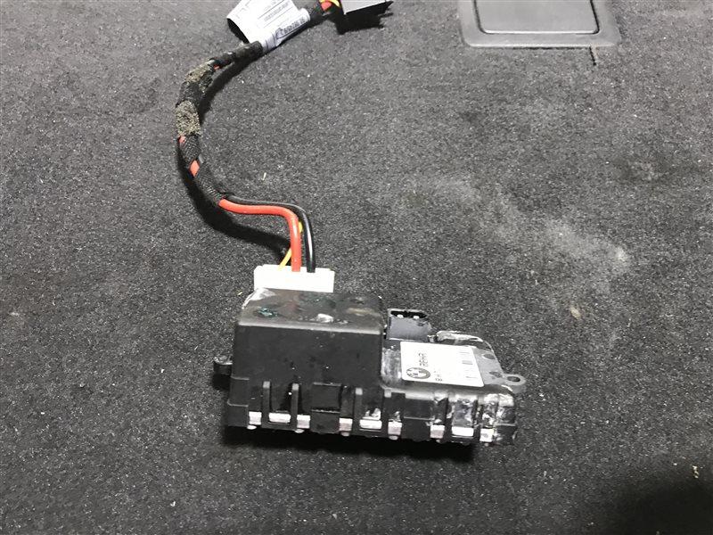 Регулятор вентилятора печки Bmw 5-Series E60 N52B25A 2006