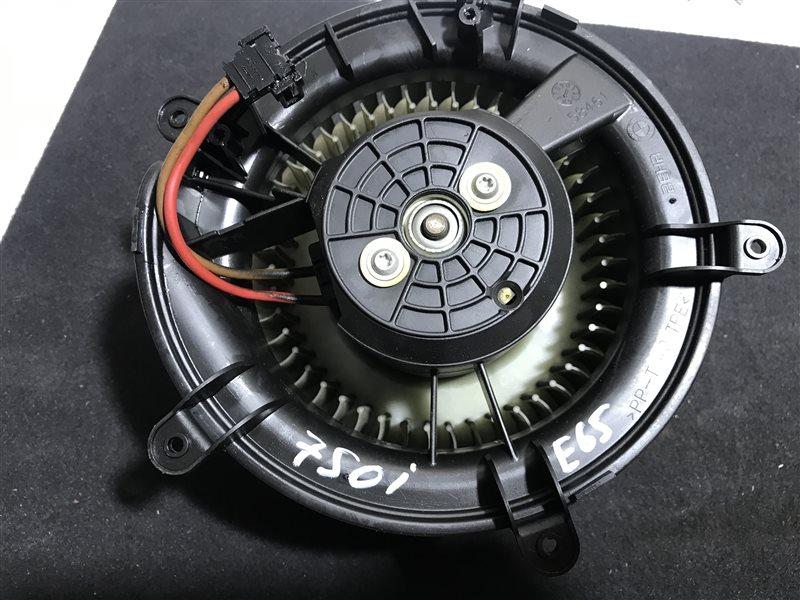 Мотор печки Bmw 7-Series E65 N62B48B 2007