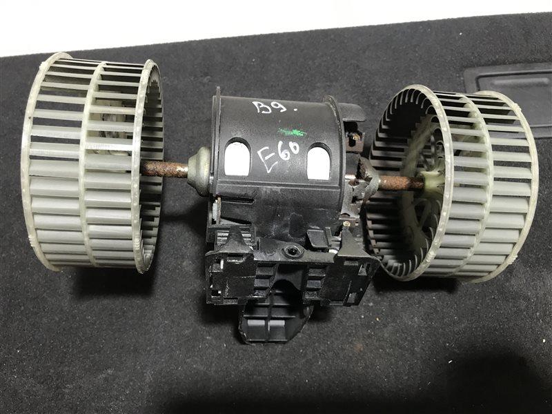 Мотор печки Bmw 5-Series E60 N52B25A 2006