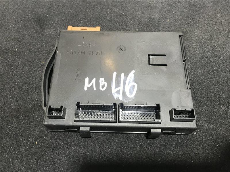 Блок управления Mercedes-Benz M-Class W163 W163 612.963 2002