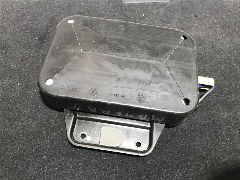 Подушка безопасности двери Mercedes-Benz M-Class W163 W163 612.963 2002 задняя правая