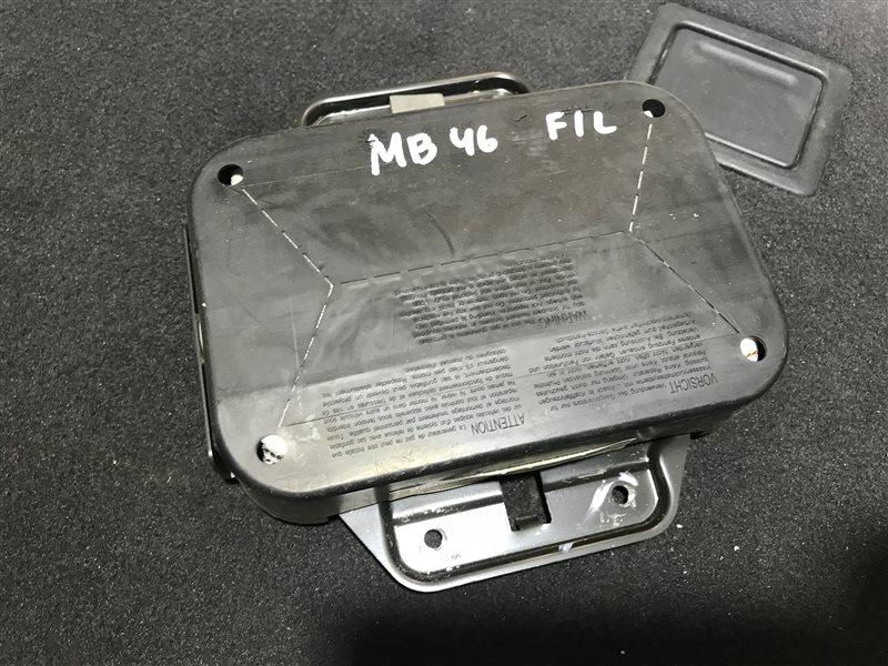 Подушка безопасности двери Mercedes-Benz M-Class W163 W163 612.963 2002 передняя левая