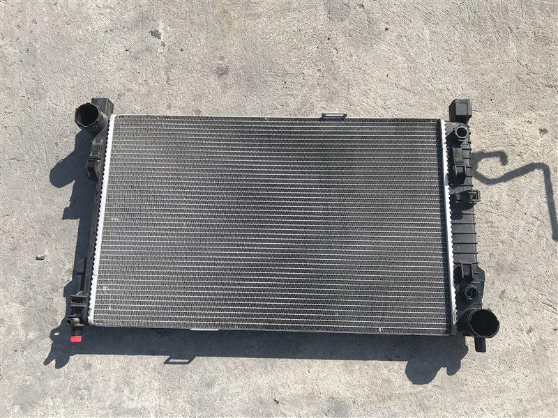 Радиатор двс Mercedes-Benz C-Class W203 W203 112.912 2001