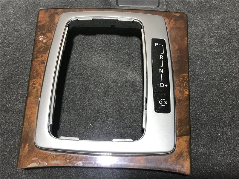 Консоль акпп Mercedes-Benz C-Class W204 W204 272.921 2008