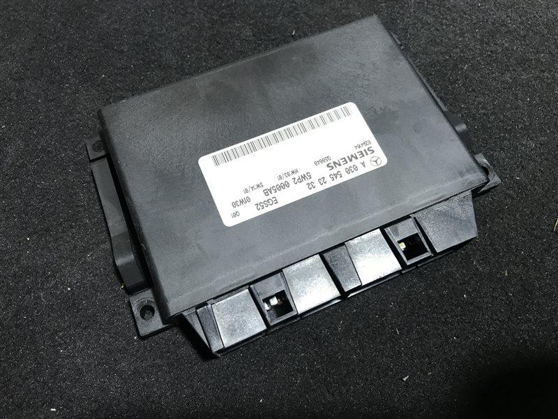 Блок управления акпп Mercedes-Benz C-Class W203 W203 112.912 2001