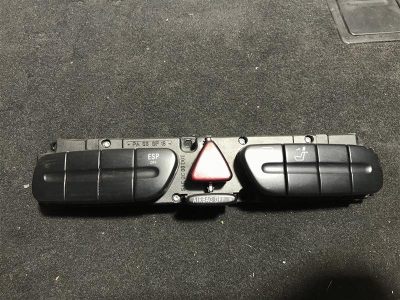 Блок выключателей Mercedes-Benz C-Class W203 W203 112.912 2001